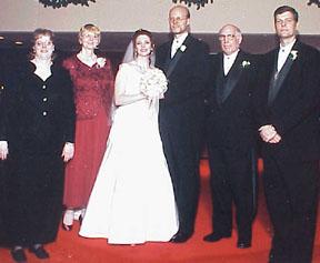 Scott and Kelli Dorrough and Scotts Family